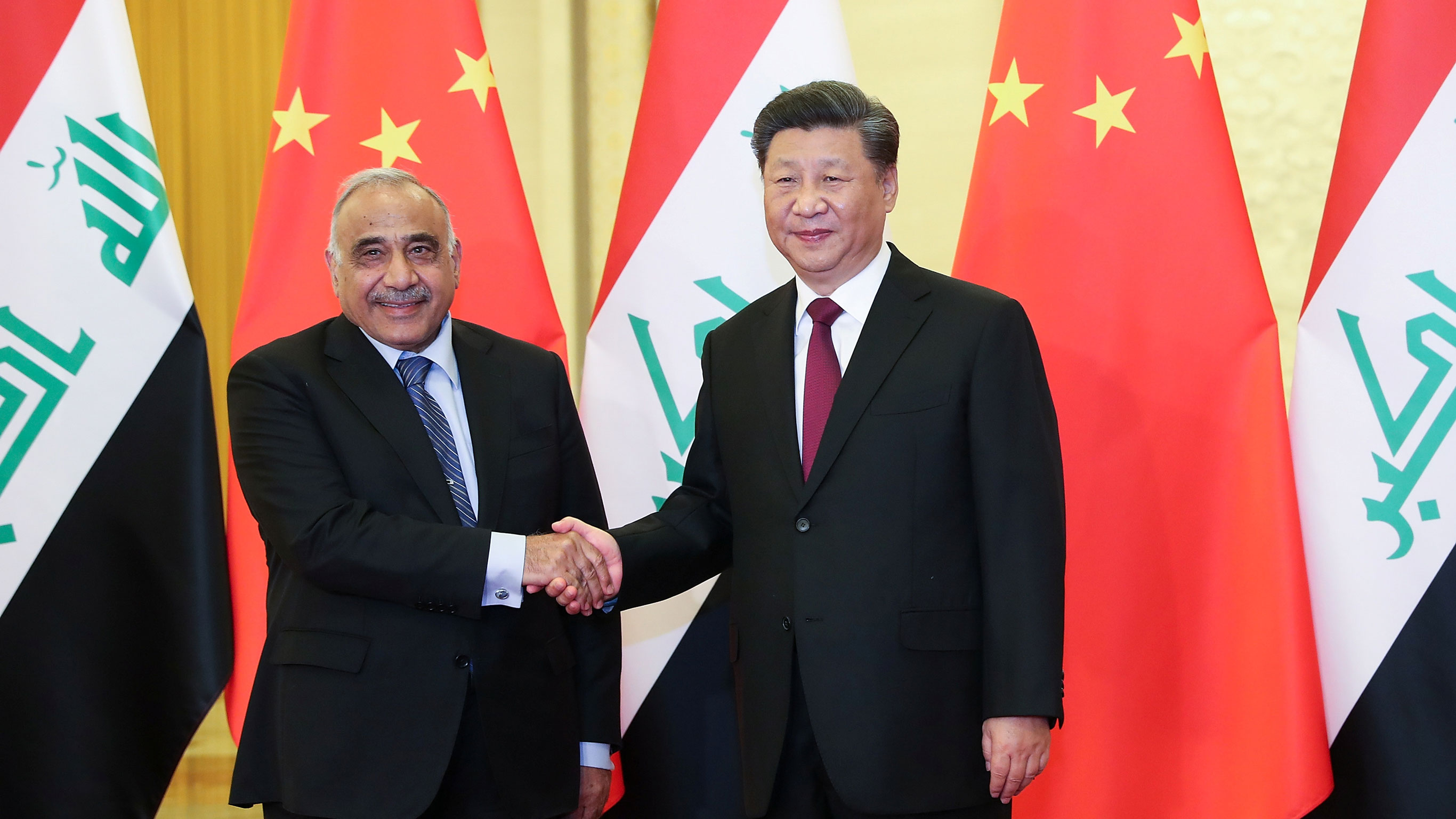 Iraq Expects $1.75bln From Chinese Reconstruction Fund in 2020